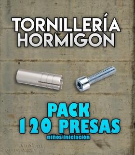 Tornilleria 120 iniciacion Hormigón