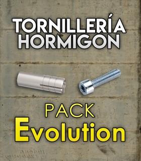 Tornilleria Evolution Hormigón