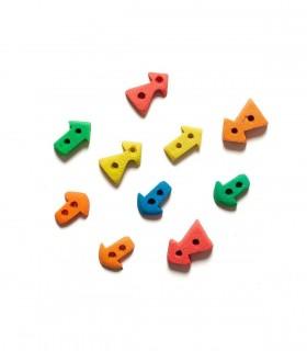 Pack de 10 Presas infantiles Flechas