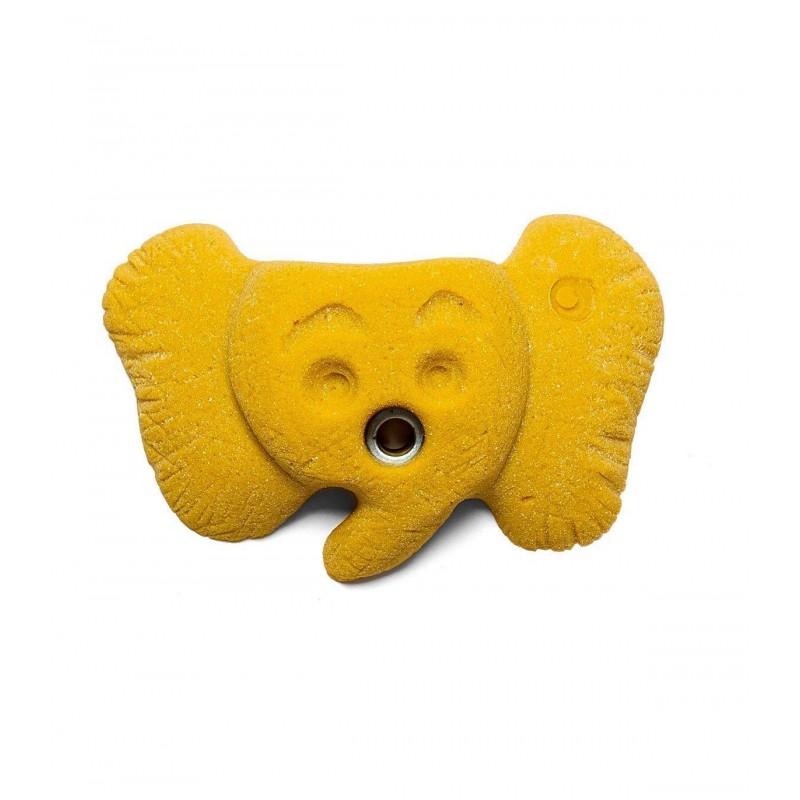 Presa de escalada para niños Elefante