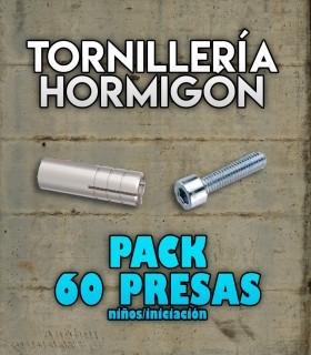 Tornilleria 60 iniciacion Hormigón