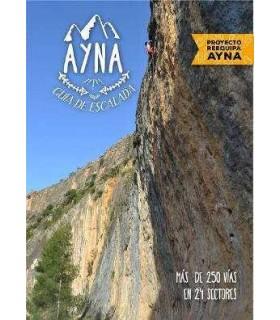 Guía de escalada Ayna