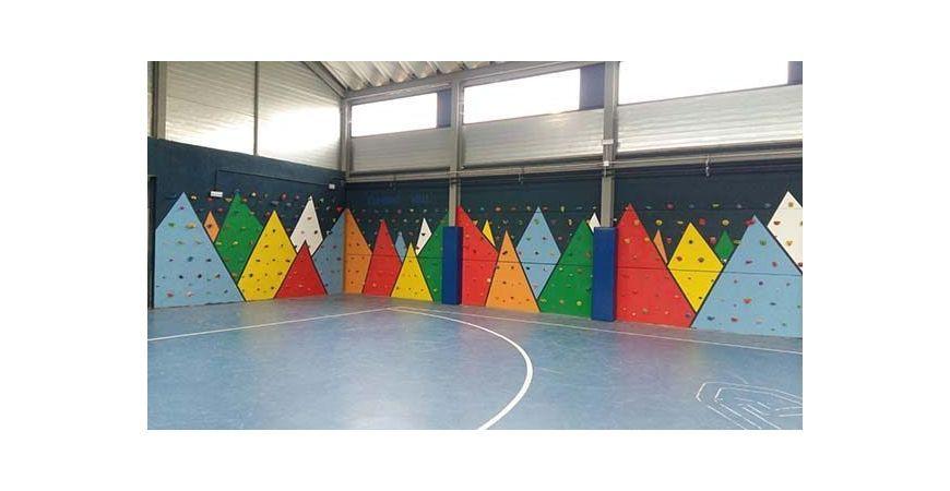 ¿Cómo poner o colocar las presas de escalada en nuestro muro?